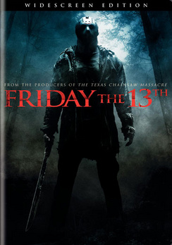 Friday the 13th - Theatrical Version - DVD - Used