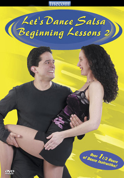 Let's Dance Salsa: Beginning Lessons 2 - DVD - Used