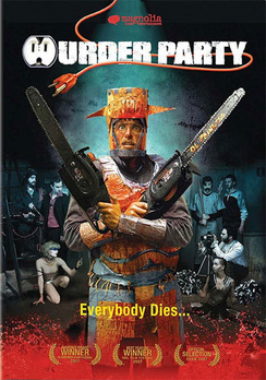 Murder Party - Widescreen - DVD - Used