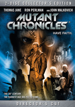 Mutant Chronicles - Collector's Edition - DVD - Used