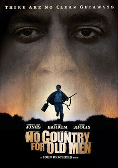 No Country for Old Men - Widescreen - DVD - Used