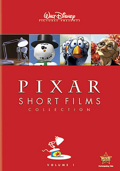 Pixar Short Films Collection: Volume 1 - DVD - Used