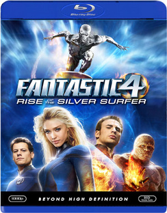Fantastic 4: Rise of the Silver Surfer - Blu-ray - Used
