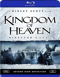 Kingdom of Heaven - Blu-ray - Used