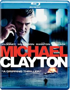 Michael Clayton - Blu-ray - Used
