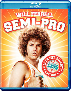 Semi-Pro - Special Edition - Blu-ray - Used