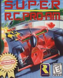 Super R.C. Pro-Am - Game Boy - Used