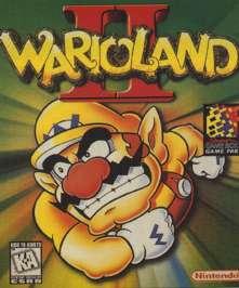 Wario Land II - Game Boy - Used