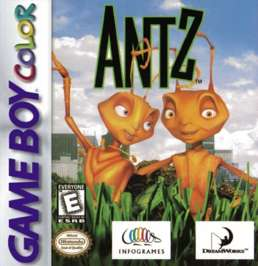 Antz - Game Boy Color - Used