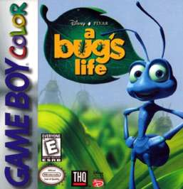 Bug's Life - Game Boy Color - Used
