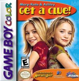 Mary-Kate & Ashley: Get a Clue! - Game Boy Color - Used