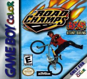 Road Champs BXS Stunt Biking - Game Boy Color - Used