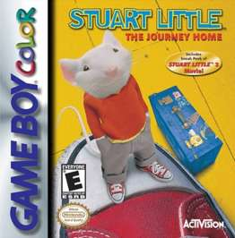 Stuart Little: The Journey Home - Game Boy Color - Used