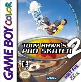 Tony Hawk's Pro Skater 2 - Game Boy Color - Used