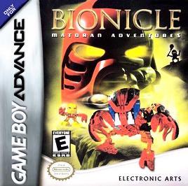 Bionicle: Matoran Adventures - GBA - Used