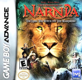 Chronicles of Narnia: The Lion, The Witch and The Wardrobe - GBA - Used