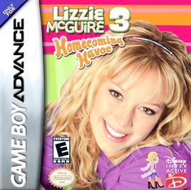 Disney's Lizzie McGuire 3: Homecoming Havoc - GBA - Used