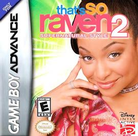 Disney's That's So Raven 2: Supernatural Style - GBA - Used