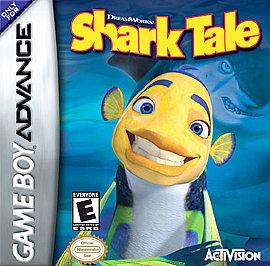 DreamWorks' Shark Tale - GBA - Used
