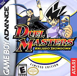 Duel Masters: Kaijudo Showdown Limited Edition - GBA - Used