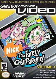 GBA Video: The Fairly OddParents Volume 1 - GBA - Used