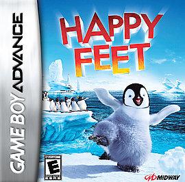 Happy Feet - GBA - Used