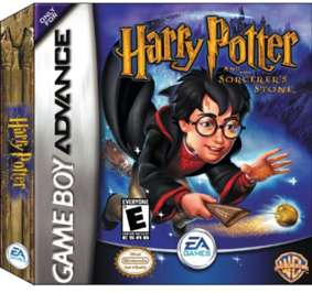 Harry Potter and the Sorcerer's Stone - GBA - Used