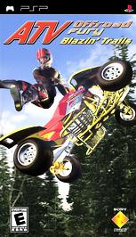 ATV Offroad Fury: Blazin' Trails - PSP - Used
