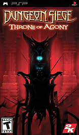 Dungeon Siege: Throne of Agony - PSP - Used