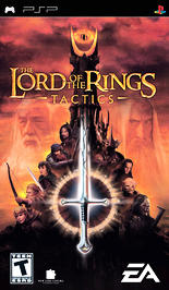 Lord of the Rings: Tactics - PSP - Used