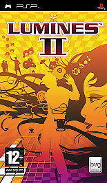 Lumines II - PSP - Used