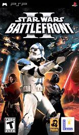 Star Wars Battlefront II - PSP - Used