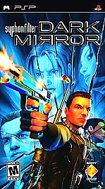 Syphon Filter: Dark Mirror - PSP - Used