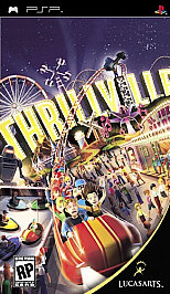 Thrillville - PSP - Used