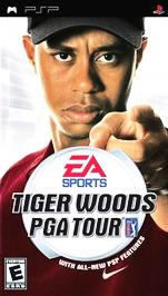 Tiger Woods PGA Tour - PSP - Used