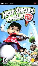 Hot Shots Golf: Open Tee - PSP - New