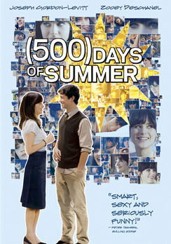 (500) Days of Summer - Widescreen - DVD - Used