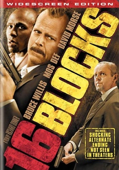 16 Blocks - Widescreen - DVD - Used