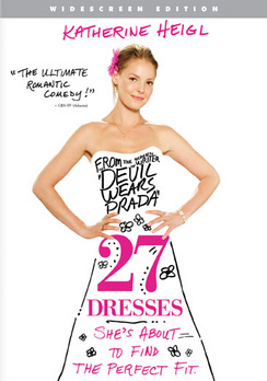 27 Dresses - Widescreen - DVD - Used