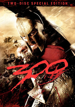 300 - Widescreen Special Edition - DVD - Used