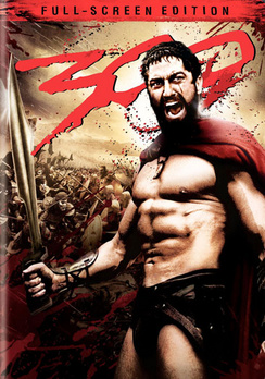 300 - Full Screen - DVD - Used