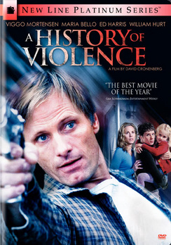A History of Violence - Platinum Series - DVD - Used