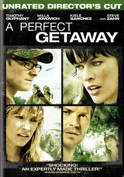 A Perfect Getaway - Unrated Director's Cut - DVD - Used