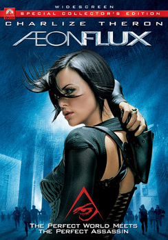 Aeon Flux - Widescreen Collector's Edition - DVD - Used
