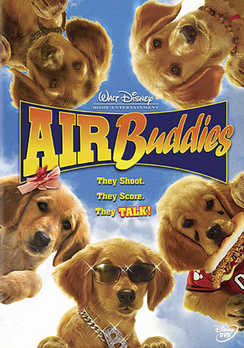 Air Buddies - DVD - Used