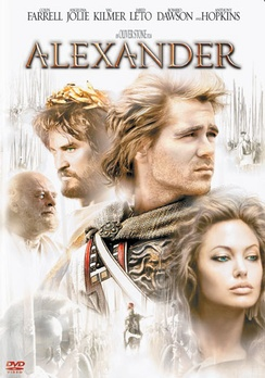 Alexander - Theatrical Version - DVD - Used