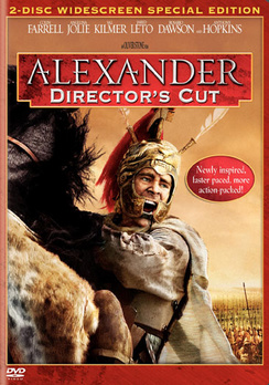 Alexander - Widescreen Director's Cut - DVD - Used