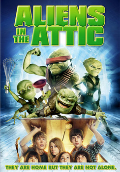 Aliens in the Attic - Widescreen - DVD - Used