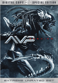 Aliens vs. Predator: Requiem - Widescreen Special Edition - DVD - Used