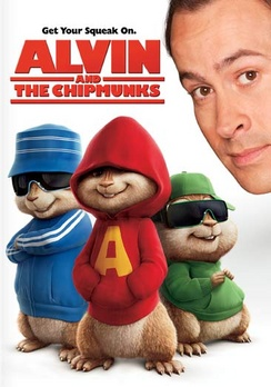 Alvin & The Chipmunks - DVD - Used